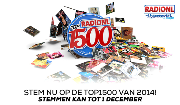 Radio NL TOP 1500